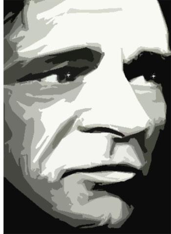 Richard Burton by markt